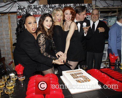 Roz Ryan, Bianca Marroquin, Christie Brinkley, Leigh Zimmerman,...