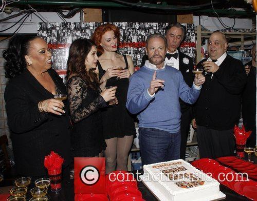 Roz Ryan, Bianca Marroquin, Leigh Zimmerman, Barry Weissler,...
