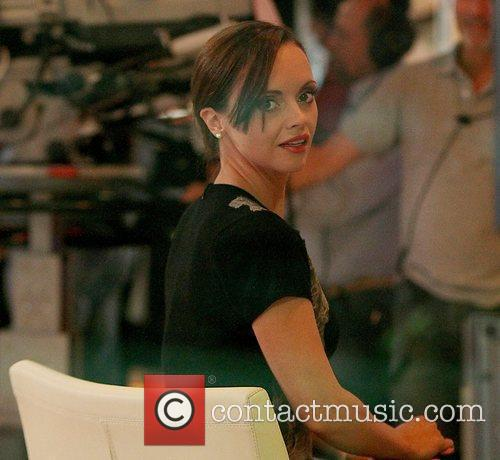 Christina Ricci and Good Morning America 2
