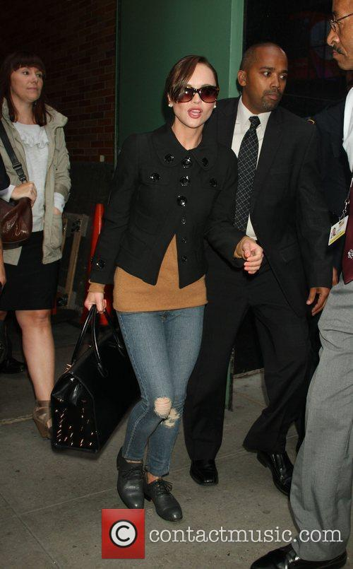 Christina Ricci and Abc Studios 3