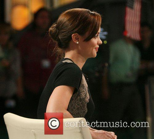 Christina Ricci and Good Morning America 1