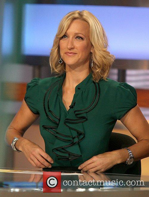 Lara Spencer and Good Morning America 3