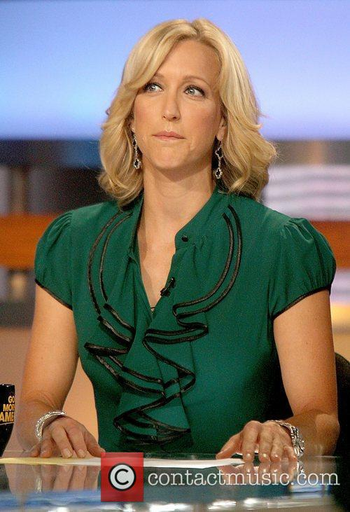 Lara Spencer and Good Morning America 1