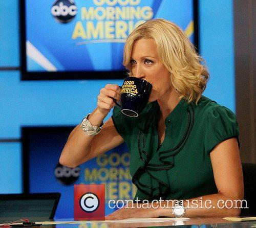 Lara Spencer and Good Morning America 2