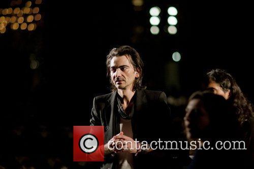 Christophe Decarnin head designer of Balmain has stood...