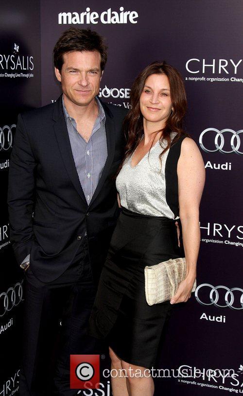 Jason Bateman and Amanda Anka The 10th Annual...