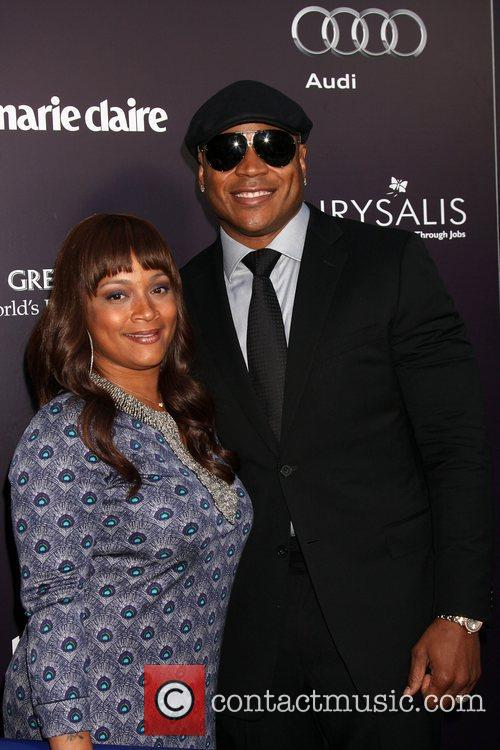 Ll Cool J and Chrysalis Butterfly Ball 5