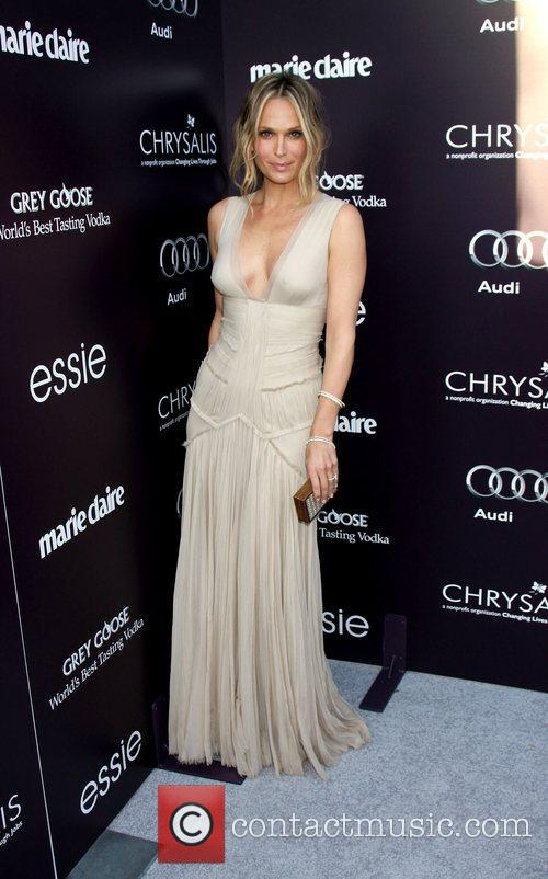Molly Sims The 10th Annual Chrysalis Butterfly Ball...
