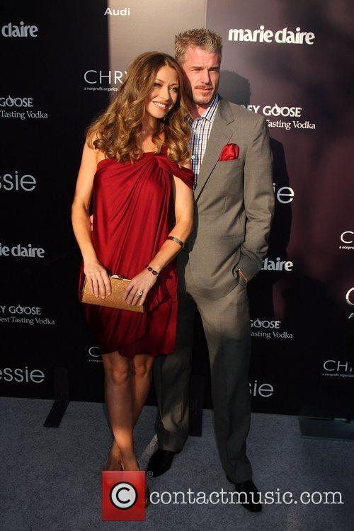 Rebecca Gayheart and Eric Dane 3