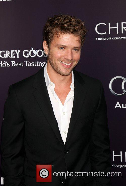 Ryan Phillippe The 10th Annual Chrysalis Butterfly Ball...