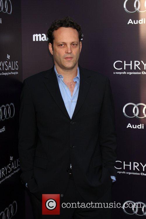 Vince Vaughn and Chrysalis Butterfly Ball 2
