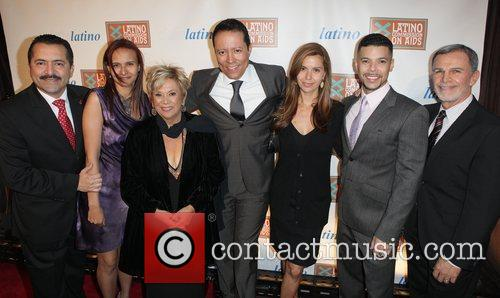 Lupe Ontiveros, Tony Plana, Wilson Cruz and Yancey Arias 4