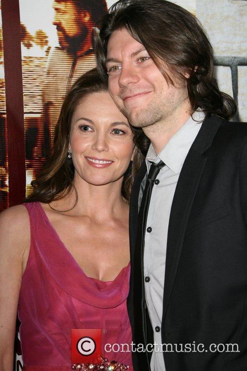 Diane Lane and Patrick Fugit Los Angeles Premiere...