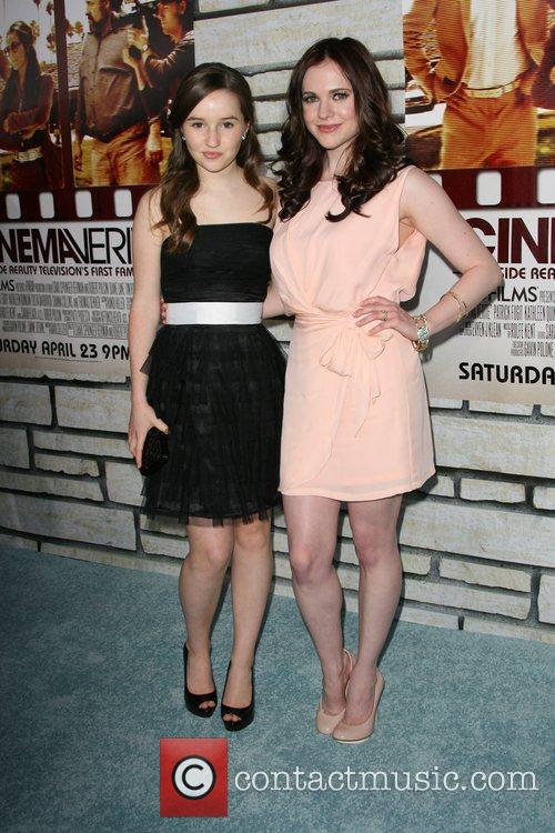 Kaitlyn Dever And Caitlin Custer 1