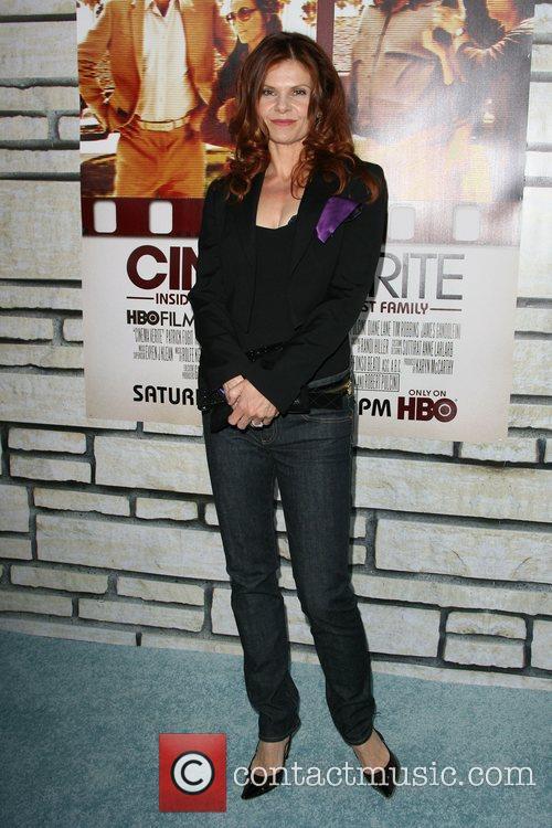 Lolita Davidovich Los Angeles Premiere of HBO's 'Cinema...