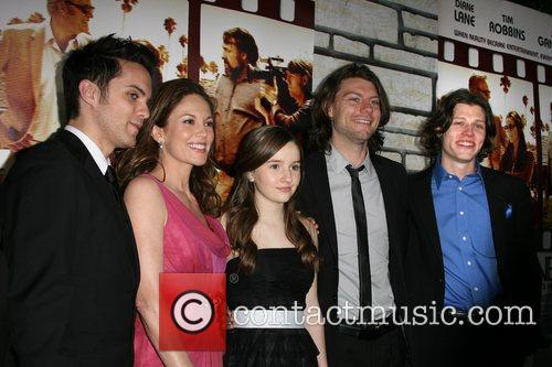 Thomas Dekker, Diane Lane and Patrick Fugit 9