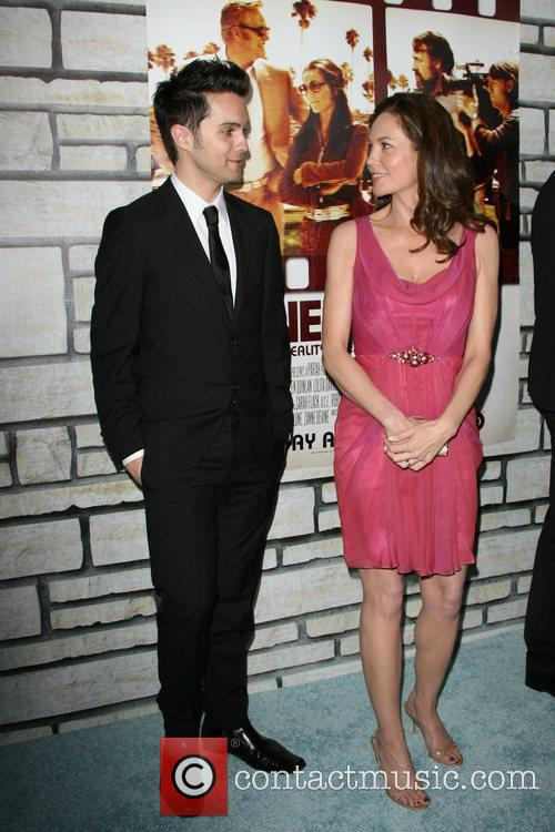 Thomas Dekker and Diane Lane 5