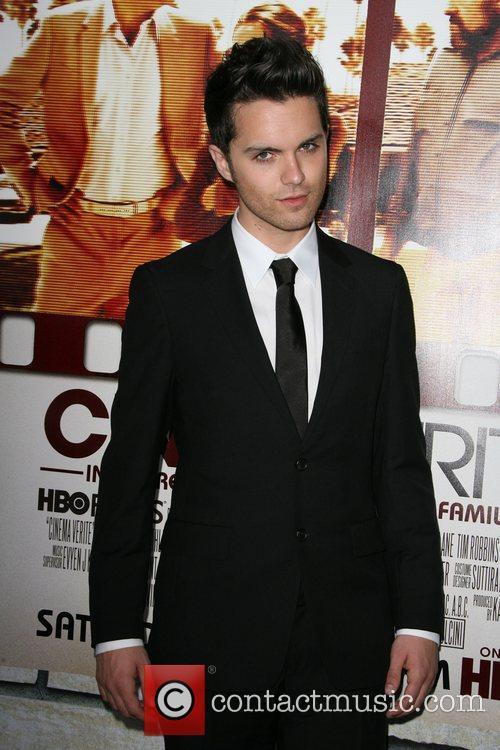 Thomas Dekker Los Angeles Premiere of HBO's 'Cinema...