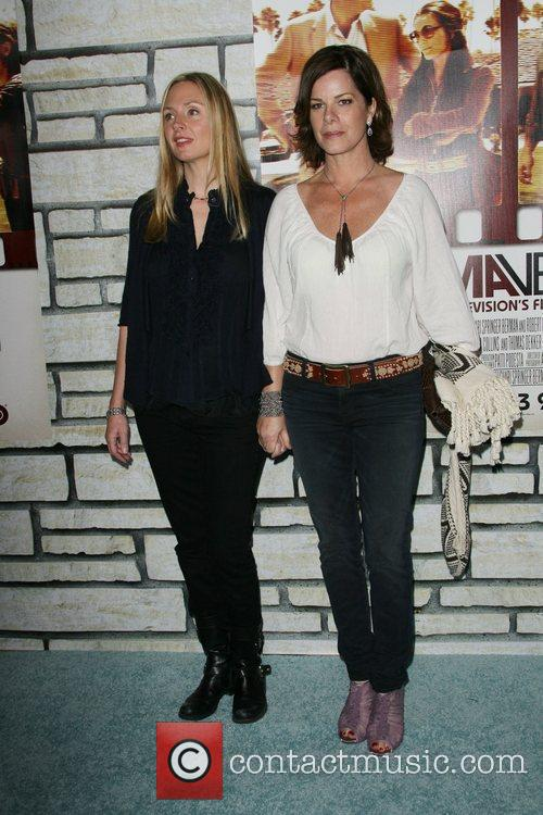 Hope Davis and Marcia Gay Harden 3
