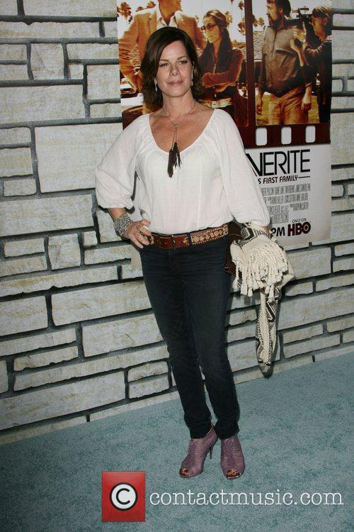 Marcia Gay Harden Los Angeles Premiere of HBO's...