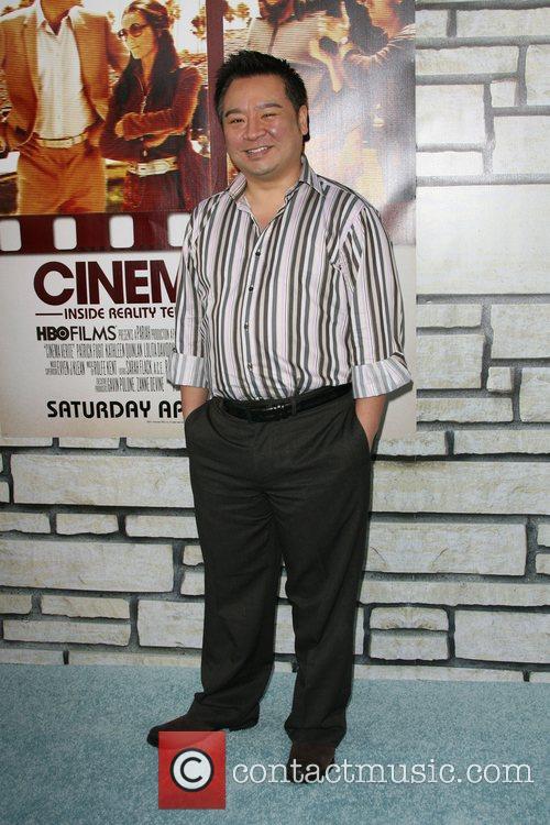 Rex Lee Los Angeles Premiere of HBO's Cinema...