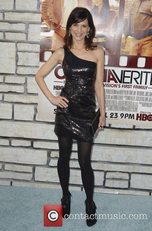 Perry Reeves Los Angeles Premiere of HBO's Cinema...