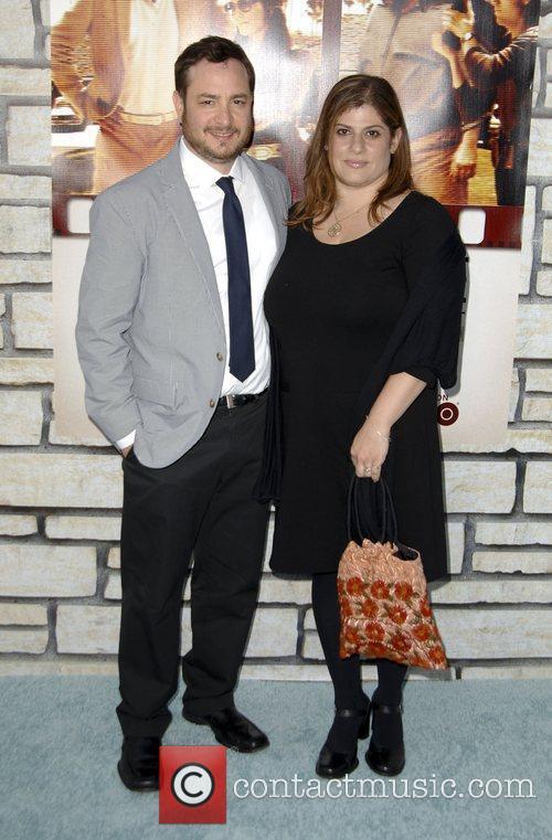 Robert Puchi, Shari Springer Berman Los Angeles Premiere...