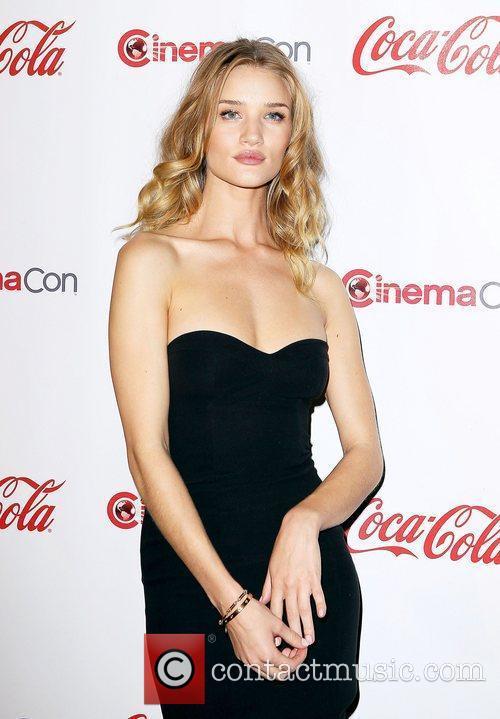 Rosie Huntington-Whiteley CinemaCon 2011 Big Screen Achievement Awards,...