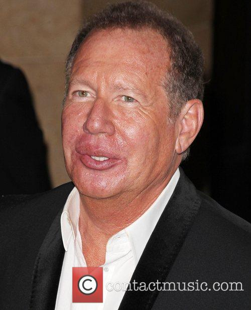 Garry Shandling and Beverly Hilton Hotel