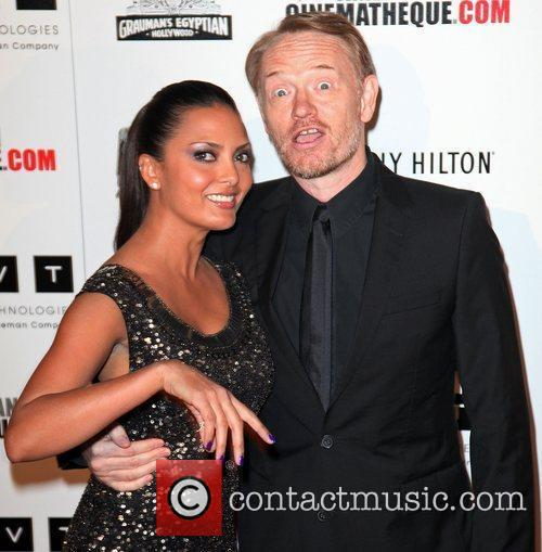 Jared Harris and Beverly Hilton Hotel 2