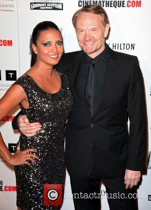 Jared Harris and Beverly Hilton Hotel 1