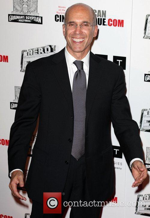 Jeffrey Katzenberg, Beverly Hilton Hotel