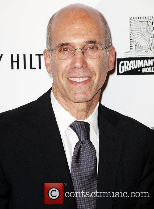 Jeffrey Katzenberg and Beverly Hilton Hotel 4