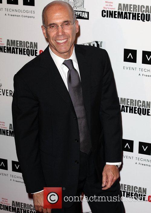 Jeffrey Katzenberg and Beverly Hilton Hotel 3