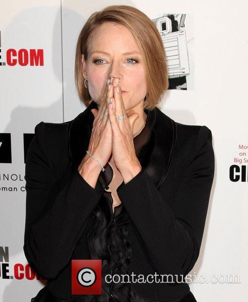 Jodie Foster and Beverly Hilton Hotel 4