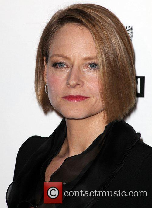 Jodie Foster and Beverly Hilton Hotel 10