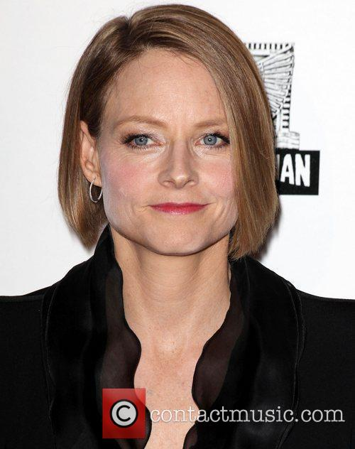 Jodie Foster and Beverly Hilton Hotel 7