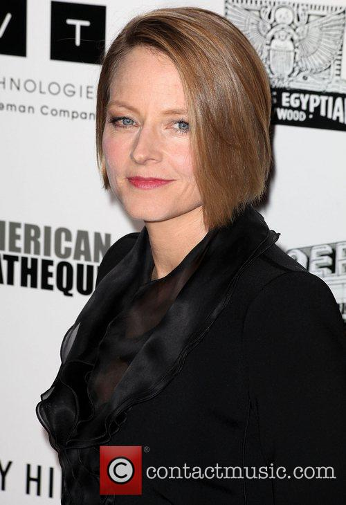 Jodie Foster and Beverly Hilton Hotel 5