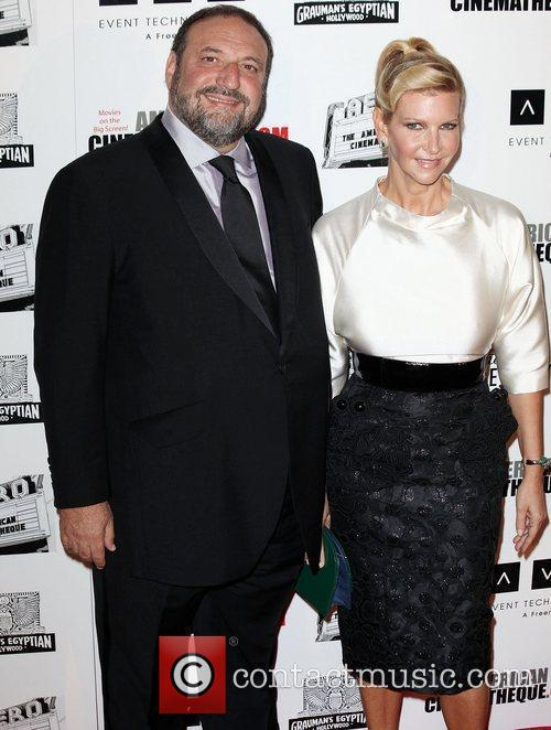 Joel Silver and Beverly Hilton Hotel 2