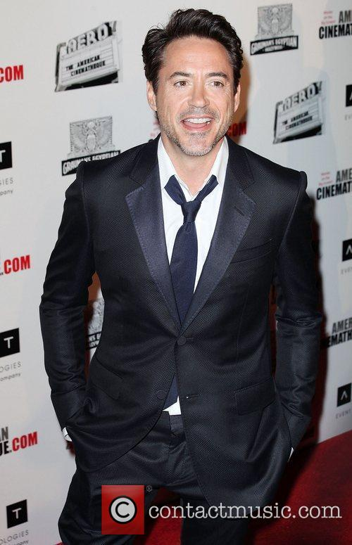 Robert Downey Jr and Beverly Hilton Hotel 7
