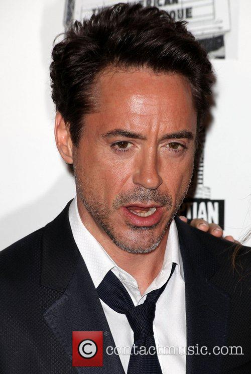 Robert Downey Jr and Beverly Hilton Hotel 11