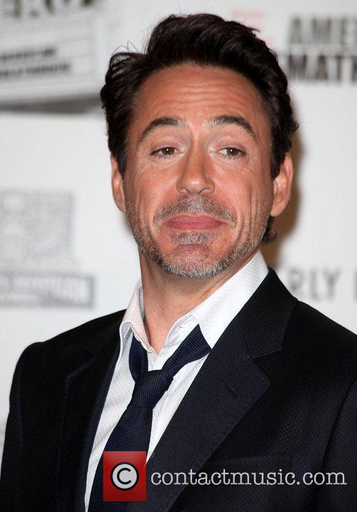Robert Downey Jr and Beverly Hilton Hotel 5