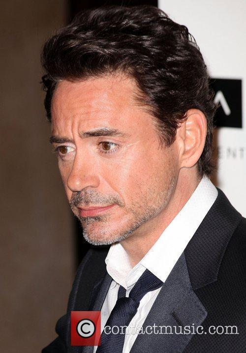 Robert Downey Jr and Beverly Hilton Hotel 3