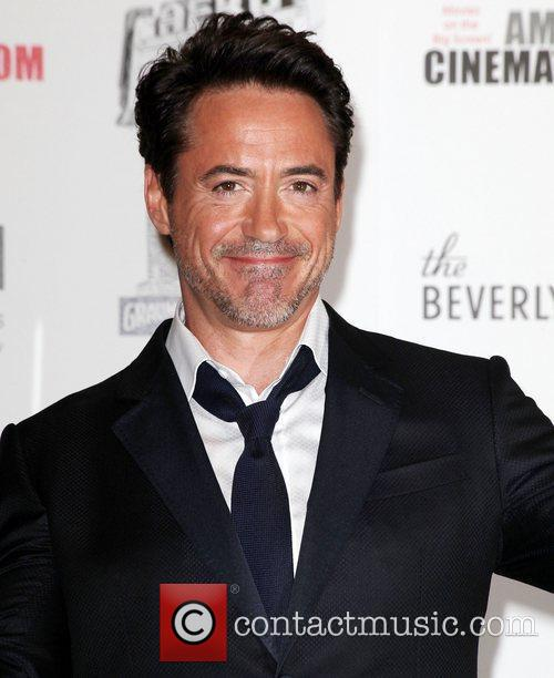 Robert Downey Jr and Beverly Hilton Hotel 9
