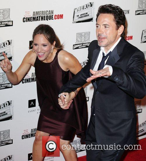Robert Downey Jr and Beverly Hilton Hotel 6