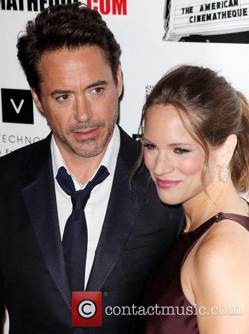 Robert Downey Jr and Beverly Hilton Hotel 2