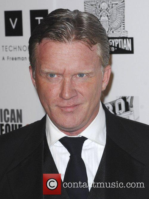 Anthony Michael Hall and Beverly Hilton Hotel 3