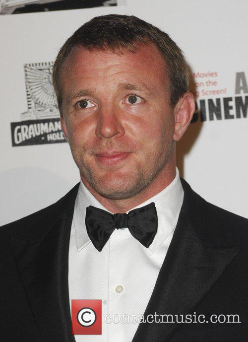 Guy Ritchie and Beverly Hilton Hotel 3