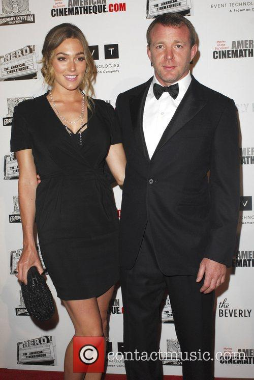 Guy Ritchie and Beverly Hilton Hotel 1
