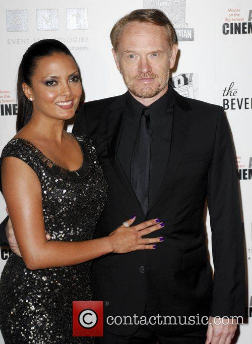 Jared Harris and Beverly Hilton Hotel 4